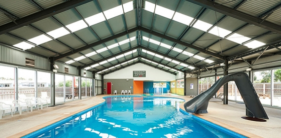 Big 4 Family Park, Marcus Hill – Michael Leake Constructions
